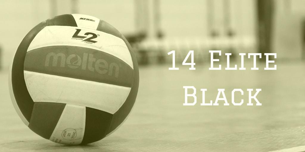 14 Elite Black