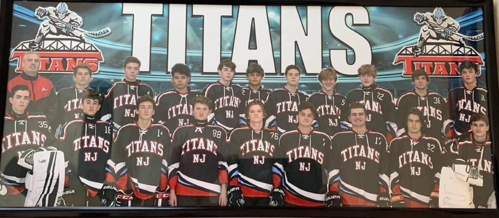 Titans U16AA team