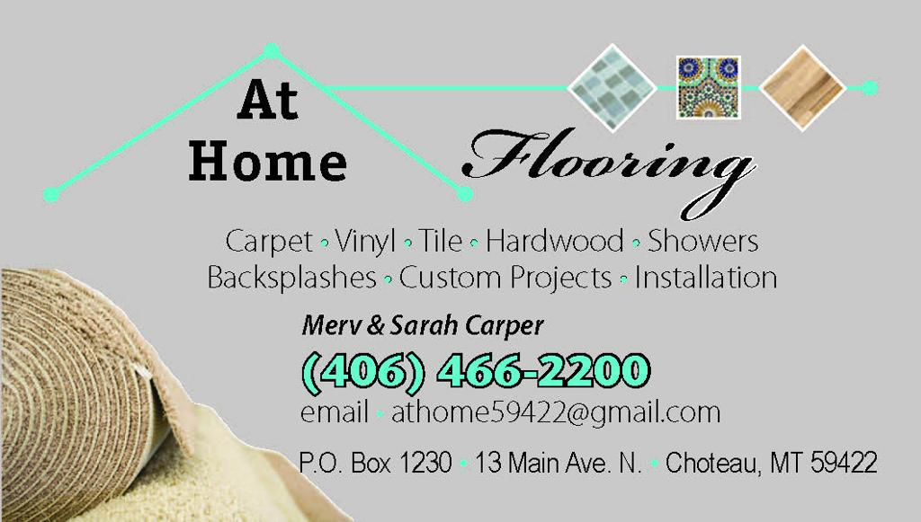 At Home Flooring