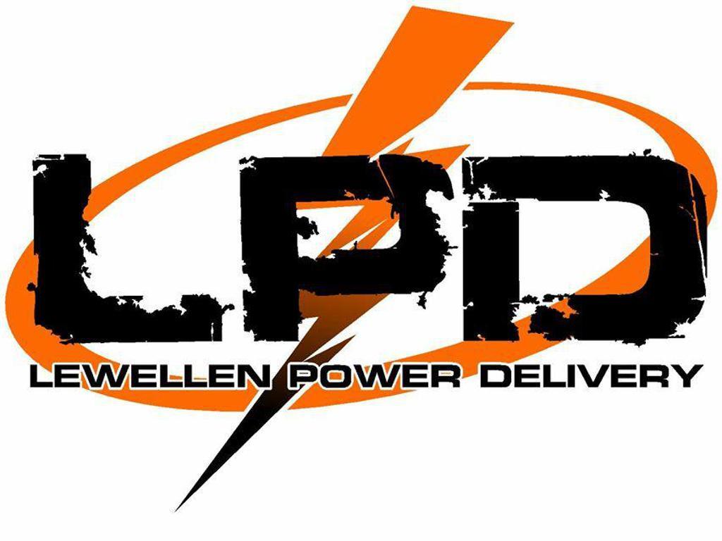 Red Sponsor Lewellen Power Delivery
