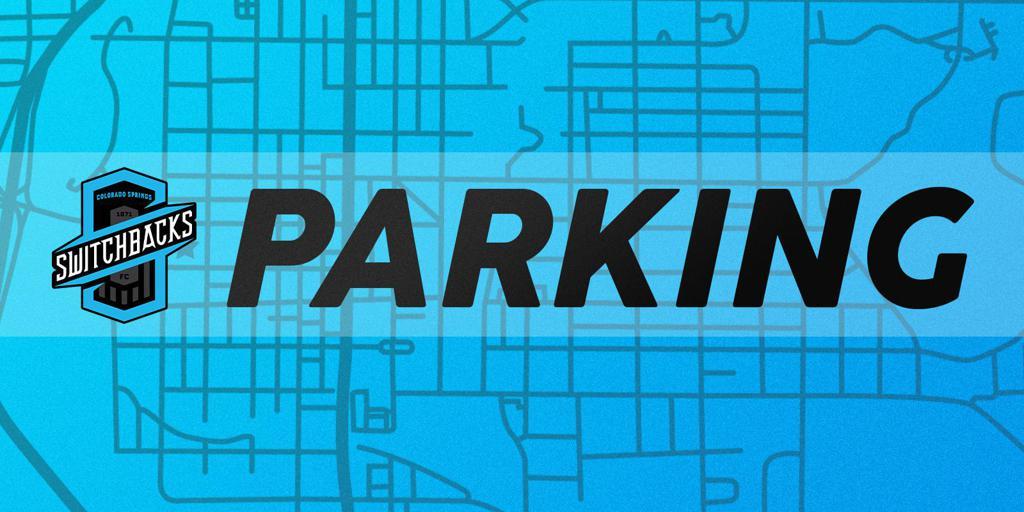 Switchbacks FC Weidner Field Parking Information
