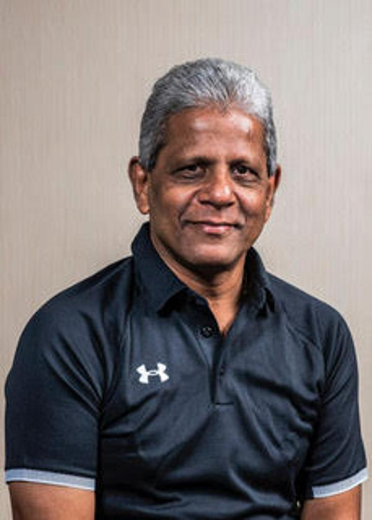 Head Coach   Vince Mascarenhas