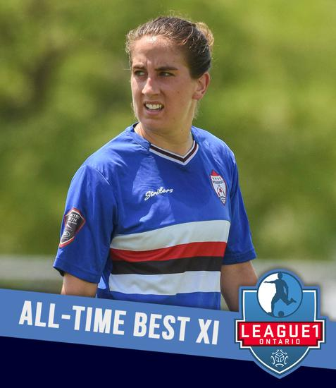 Cat Rogers: L1O All-Time Best XI