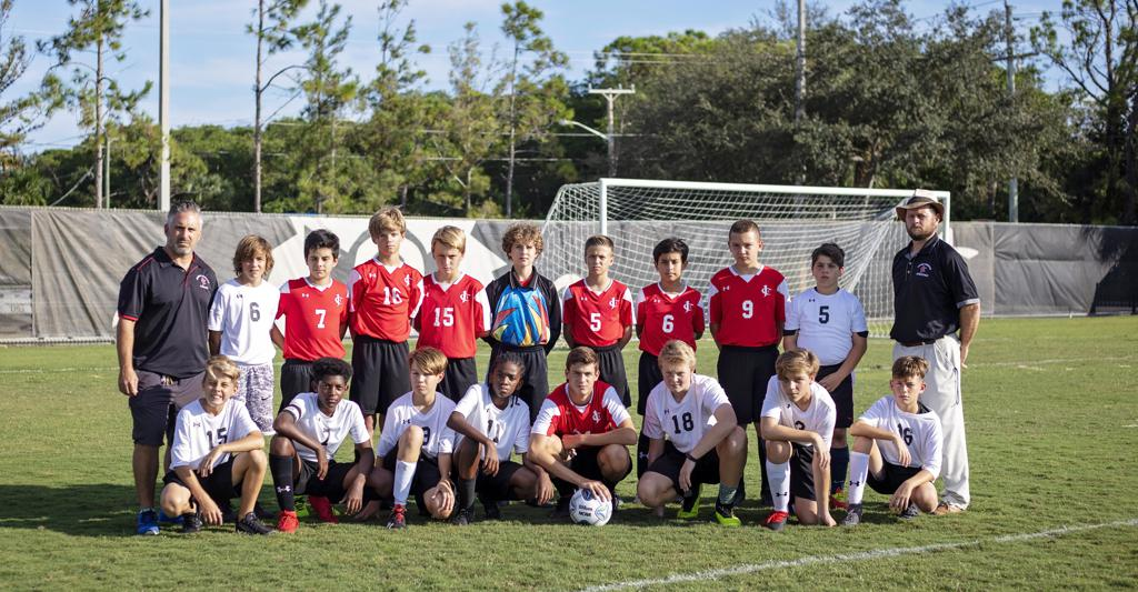 Jupiter Christian Soccer Traci Sproule Photography Senior