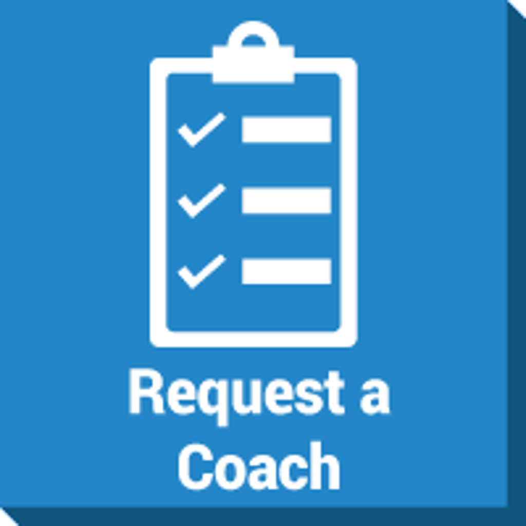 Let Us Help. Check Out Our Coaching Source Page.