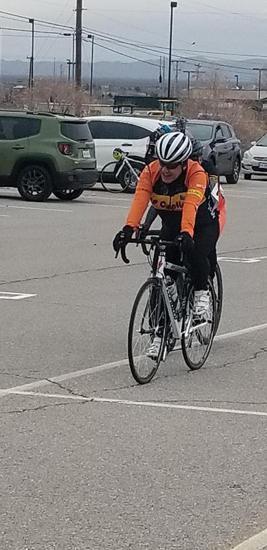 EP Cyclists