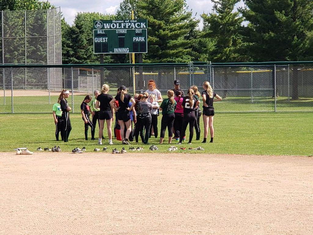 2018 Park Softball Camp