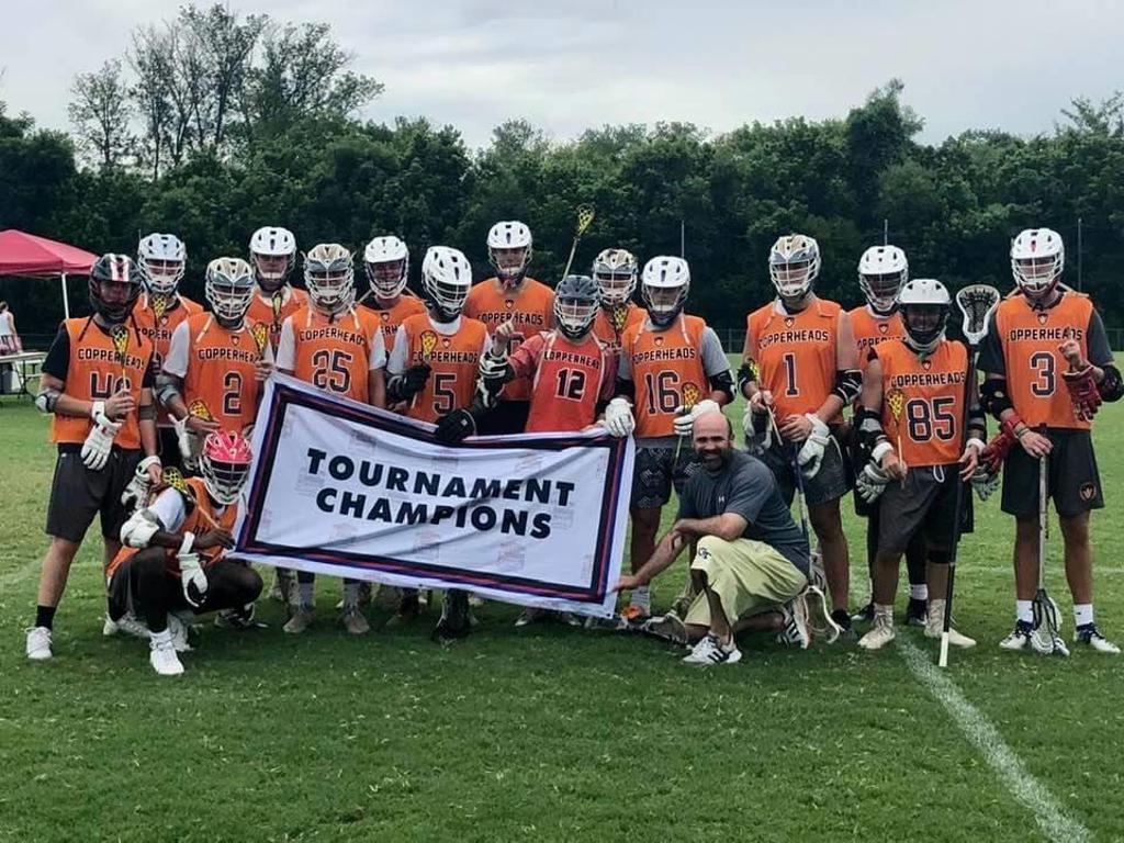 Copperheads 2021's win Rome Challenge July, 2020