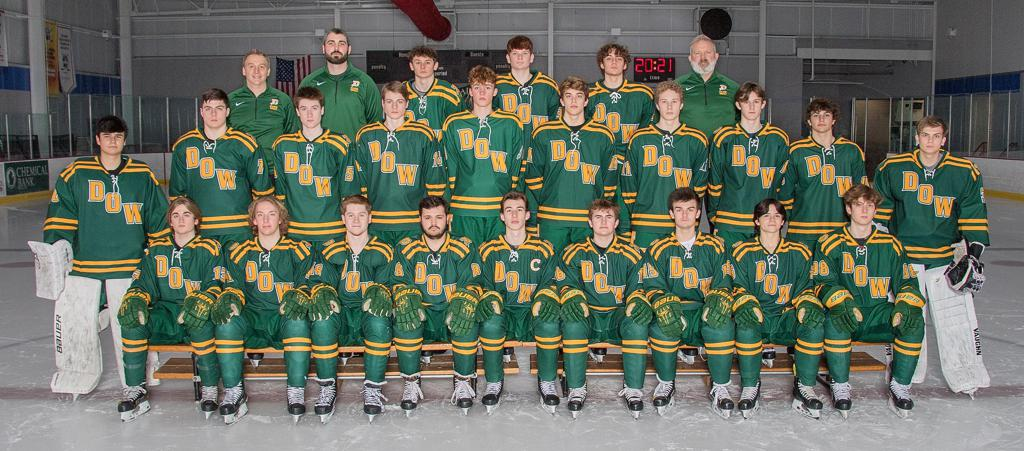 H.H. Dow Charger Hockey 2020-2021