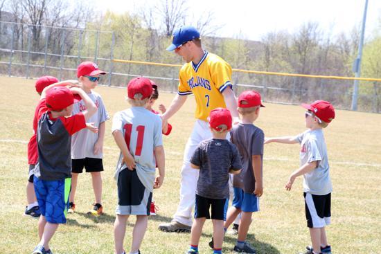 Wayzata Baseball Youth Day