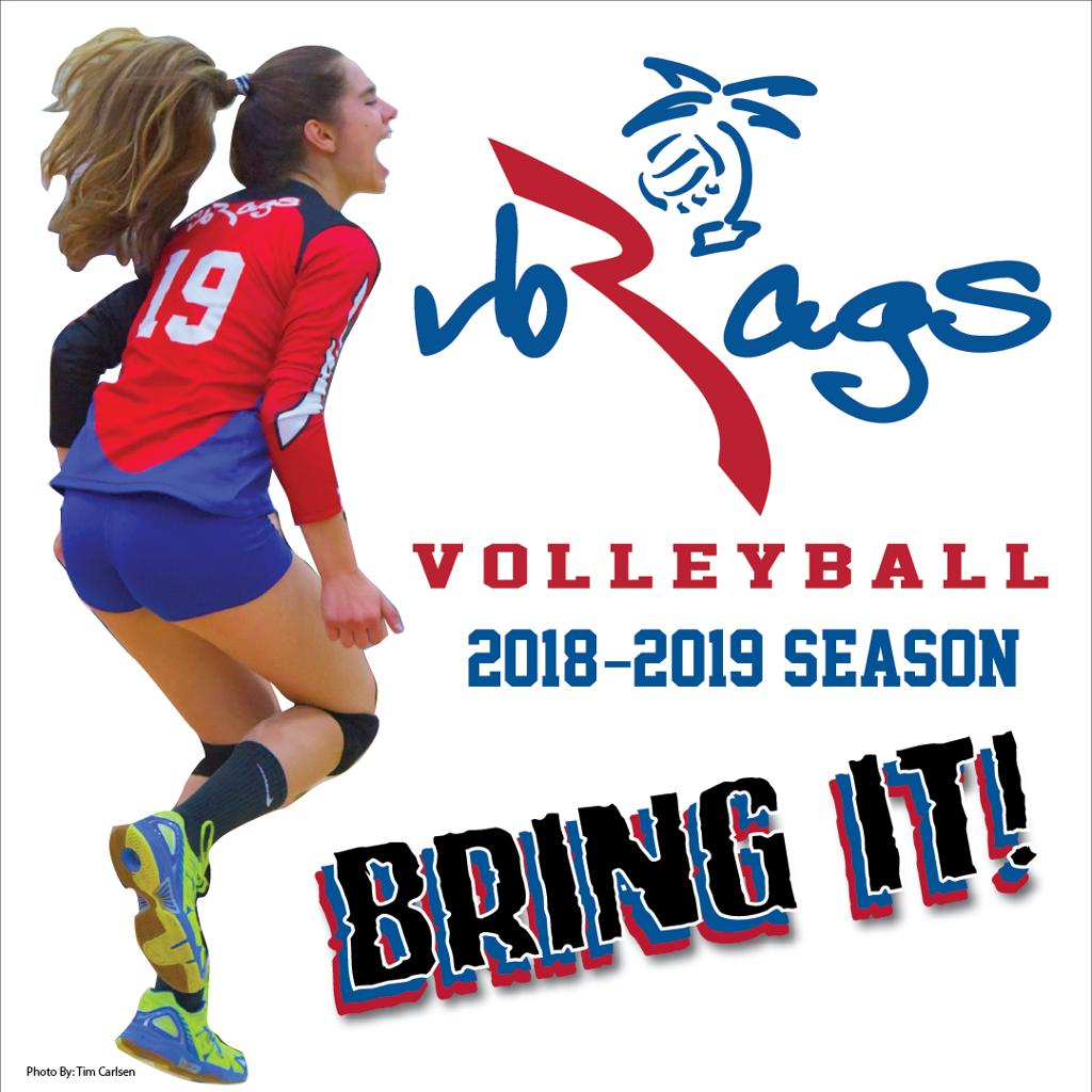 2018-2019 Junior Volleyball Club Season