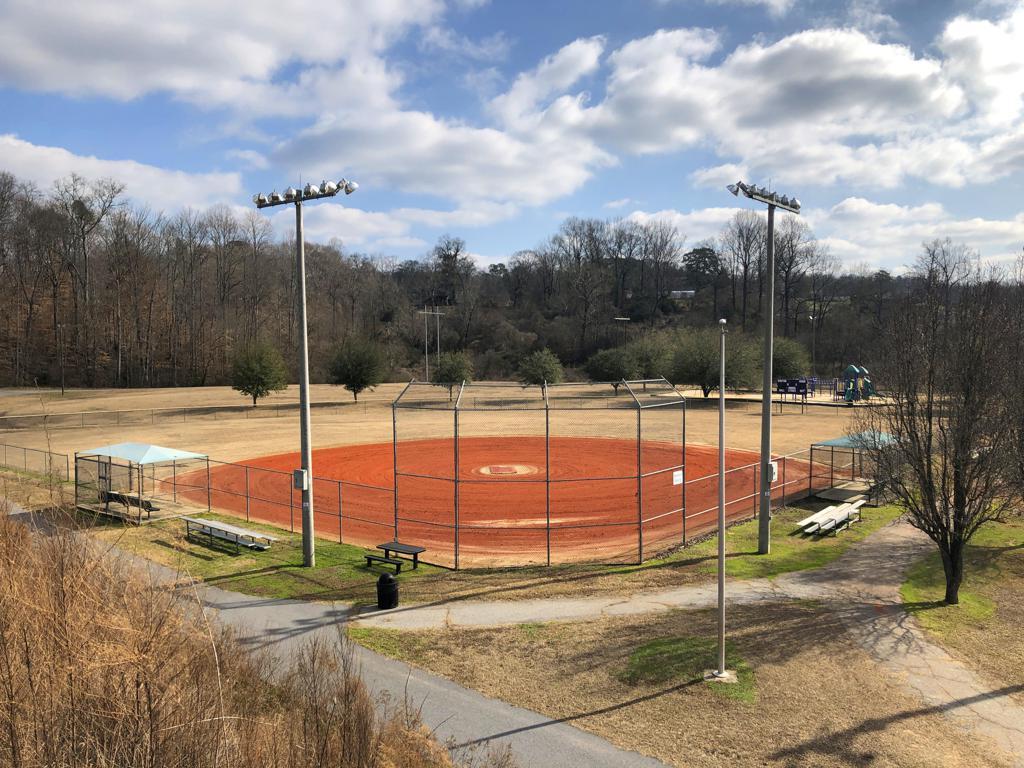 Ware Shoals Ball Field
