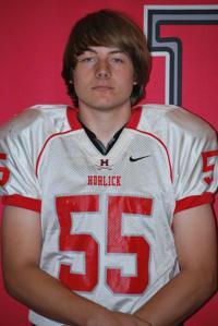 Racine Horlick - 2016 Regular Season - Roster - #55 - Mason