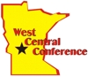 Sponsored by MNWest Central Conference