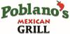 Sponsored by Poblano's Mexican Grill