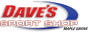 Sponsored by Dave's Sports Shop - Maple Grove