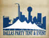 Sponsored by Dallas Party Tent and Events