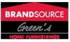 Sponsored by Green's BrandSource Home Furnishings