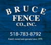 Sponsored by Bruce Fence