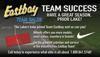 Sponsored by Eastbay Team Sales