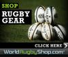 Sponsored by World Rugby Shop