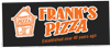 Sponsored by Franks Pizza
