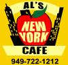 Sponsored by Al's New York Cafe