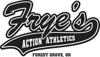 Sponsored by Frye's Action Athletics