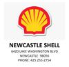 Sponsored by Newcastle Shell
