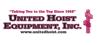 Sponsored by United Hoist Equipment, Inc.