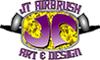 Sponsored by JT Airbrush & Design