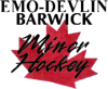 Sponsored by Emo-Devlin Barwick Minor Hockey