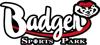 Sponsored by Badger Sports Park