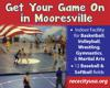 Sponsored by Mooresville CVB