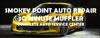Smokey point auto repair logo element view