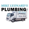 Sponsored by Mike Leonard's Plumbing