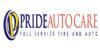 Sponsored by Pride Auto Care
