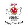 Sponsored by 2009 Canada Games Dreams and Champions Legacy Trust Fund