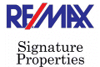 Sponsored by Re/Max Signature Properties