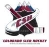 Sponsored by Colorado Sled Hockey