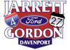 Sponsored by Triple Sponsor: Jarrett Gordon Ford