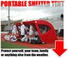 Sponsored by Portable Shelter Tent