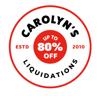 Sponsored by Carolyn's Liquidations