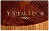 Sponsored by Y Steak House