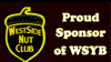 Sponsored by West Side Nut Club