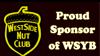 Sponsored by West Side Nut Club