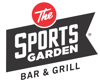 Sponsored by The Sports Garden