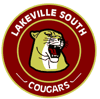 Lakeville south logo element view