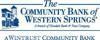 Sponsored by Community Bank of Western Springs