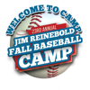 Sponsored by Jim Reinebold Fall Baseball Camp